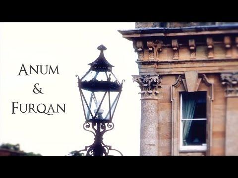 Pakistani Muslim Wedding at Heythrop Park, Oxfordshire   Bloomsbury Films ®