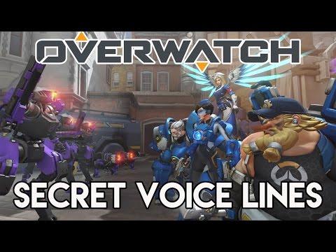 New Overwatch Uprising Event Secret Voice Lines Easter Egg