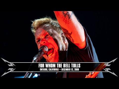 Metallica: For Whom the Bell Tolls (MetOnTour - Ontario, CA - 2008) Thumbnail image