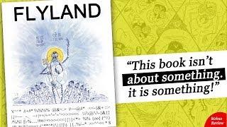 FLYLAND [ Kirkus Review for FLYLAND BOOK ]