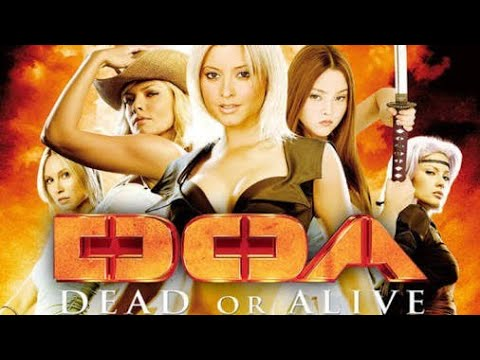 doa dead or alive movie poster