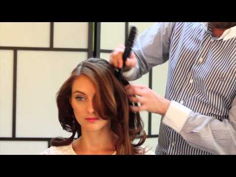 How To Do A Perfect Side Chignon - Side Chignon Hair Tutorial