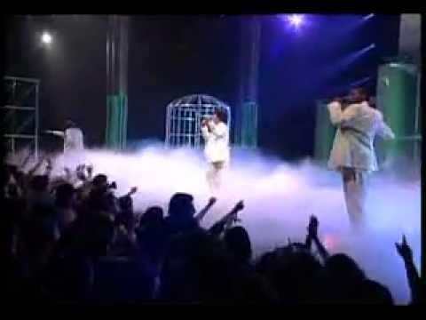 Bone Thugs N Harmony - The Crossroads  LIVE 1996