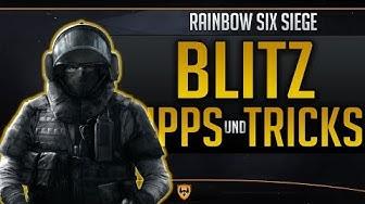 Rainbow Six Siege | BLITZ TIPPS UND TRICKS