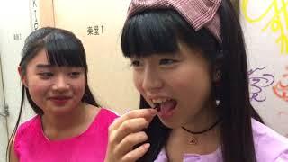 中川千尋と佐々木ほのかが初めてサソリを食べた結果・・・ #アプガ2