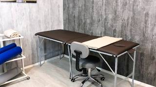 Складной массажный стол Гелиокс ( Heliox)