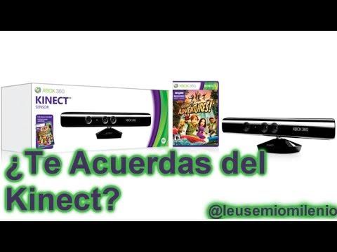 ¿Te Acuerdas del Kinect?