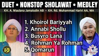 Super Keren,  Duet Nonstop Sholawat /Medley Kang Haji Hariri AA feat Kang Haji Ule