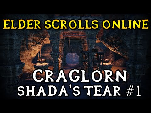 Elder Scrolls Online - Craglorn: Shada's Tear w/ Friends Part 1 (1080p)