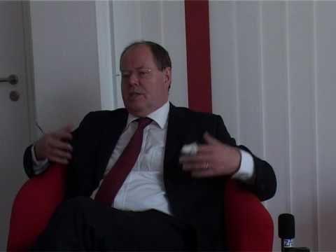 Interview mit Peer Steinbrück
