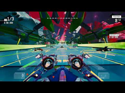 Redout - Weekly Wall Grind #36 (FOURTH WALL BROKEN)