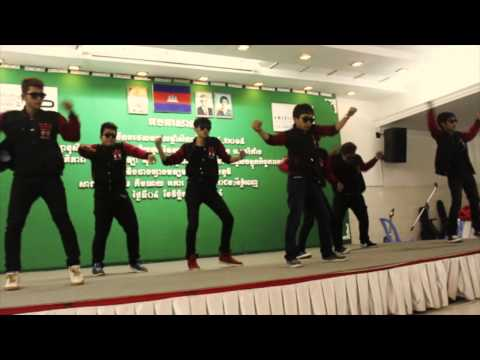 D-man dance crew in AIS (JSM official video)