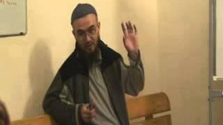 Уроки Арабского языка. Приставки настоящего времени (Часть 3)