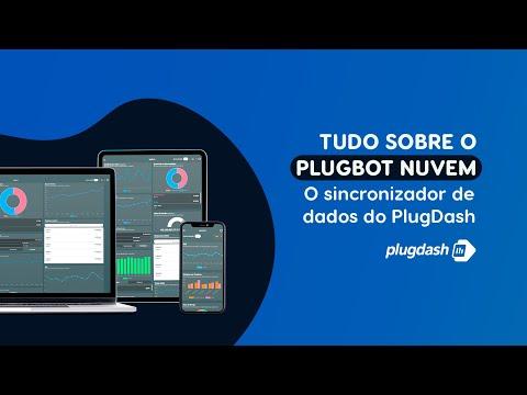Conheça o PlugBot Nuvem, novo sincronizador de dados do PlugDash