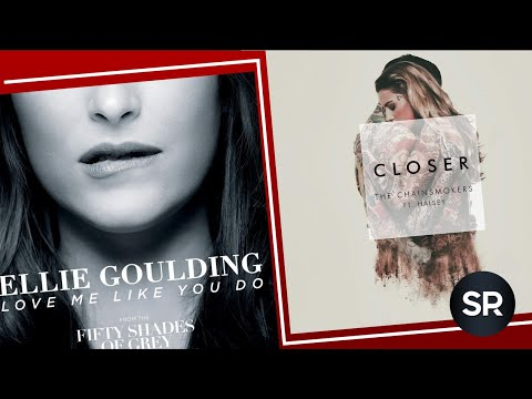 The Chainsmokers ft. Halsey vs. Ellie Goulding -