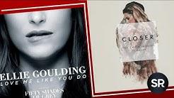 "The Chainsmokers ft. Halsey vs. Ellie Goulding - ""Love Me Closer"" (Mashup)"