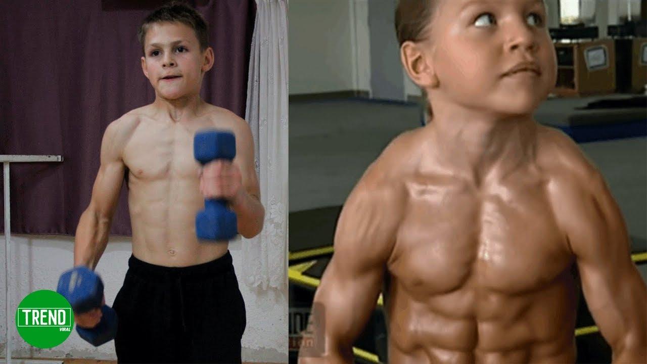 El Niño De 13 Años Más Fuerte Del Mundo Trend Viral Youtube