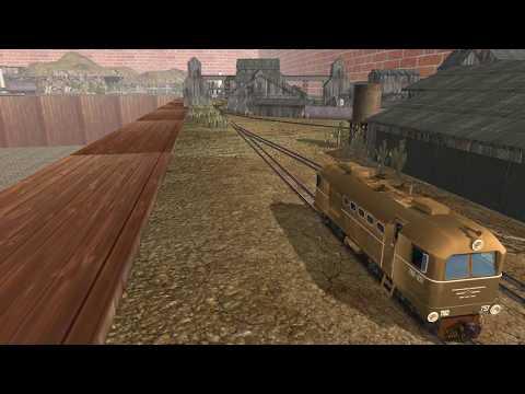 Trainz Model Railroad - Phootnote & Fourword |