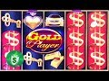NICE BONUS WIN ON PURE GOLD SLOT MACHINE - ARISTOCRAT GAME ...