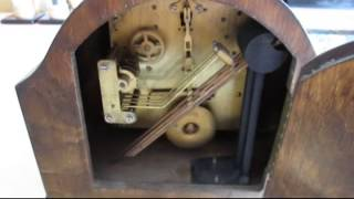 Perivale Chiming Mantel Clock