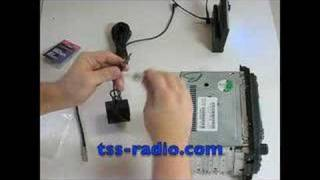 FM Direct Adapter with Antenna Adapter