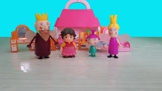 Prenses Holi ve Heidi Arkadaş Oldu Heidi Yeni Bölüm Çizgi Film İzle