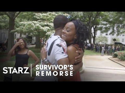 Survivor's Remorse  Courtside With The Cast: Jessie T. Usher  STARZ