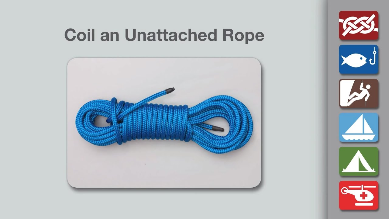 3 Ways to Store Rope recommend