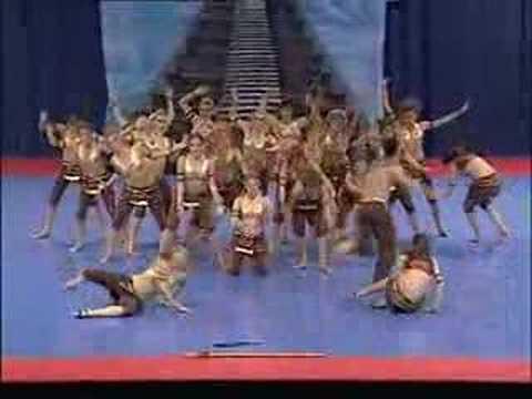 Showdance Riesa 2007 - Slovenia