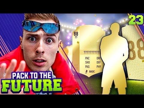 INSANE 88 RATED WALKOUT!!! 🔥 PACK TO THE FUTURE EPISODE 23!!! FIFA 18 Ultimate Team Road to Glory