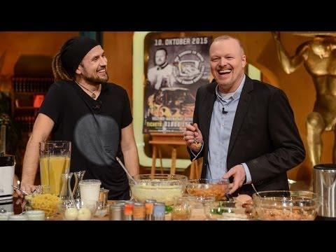 Vegan kochen mit Björn Moschinski – TV total