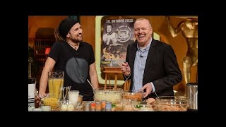 Vegan kochen mit Björn Moschinski - TV total