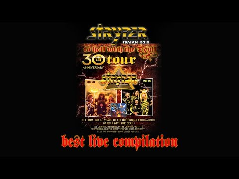 Stryper | 2016 | To Hell With The Devil 30th Anniversary (Best Live Video Compilation)