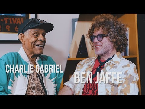 Celebrate 87 years of Preservation Hall's Charlie Gabriel at Charlie