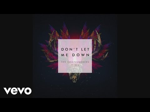 The Chainsmokers - Don't Let Me Down (Audio) ft....
