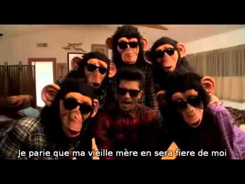 Bruno Mars - (2010) The Lazy Song (Sous Titres Fr)