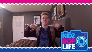 KIDZ BOP Life: Vlog # 2 - Cooper goes to The Harlem Globetrotters game