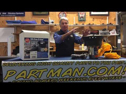 Partman's Winterizing Tips & Tricks: D-Icers