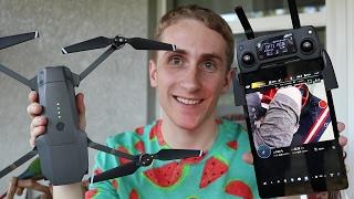 Hook an iPad or Nexus 9 to the DJI Mavic Pro | Large Tablet Setup