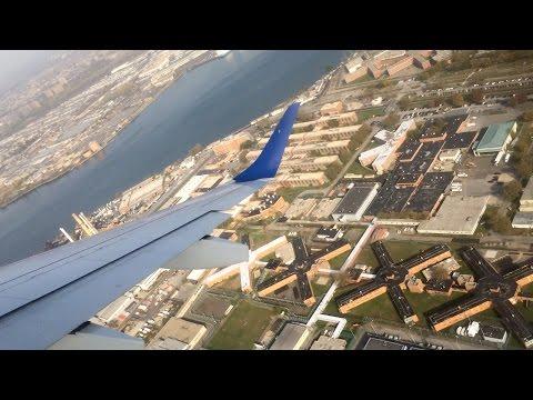 JetBlue E190 Takeoff LaGuardia (LGA)