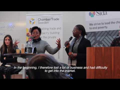My Entrepreneurship Story - Eliane Munkeni Kiekie, Kongo Kinshasa