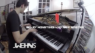Skrillex - Scary Monsters And Nice Sprites (Dubstep Beatbox Piano Cover)