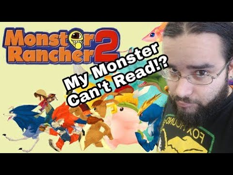 Getting Our First Monster!! From A Digimon Game!!! (Monster Rancher 2)