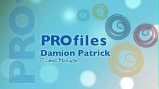 Glendale Employee Profile - Damion Patrick, Information Services Department