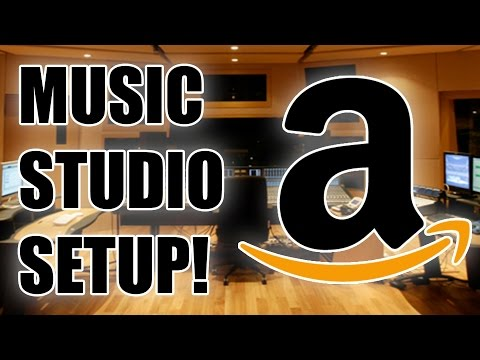 What You Should Buy For A Home Music Studio