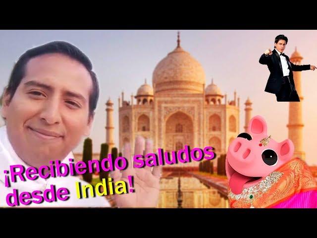 ¡SALUDITOS DESDE LA INDIA! ????????? - LA CAJA DE DAYSI- VIAJES