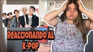 REACCIONANADO AL K-POP