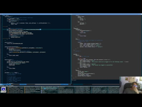 Media Center | Python/Django/JavaScript/ES6 Live Coding - Ep