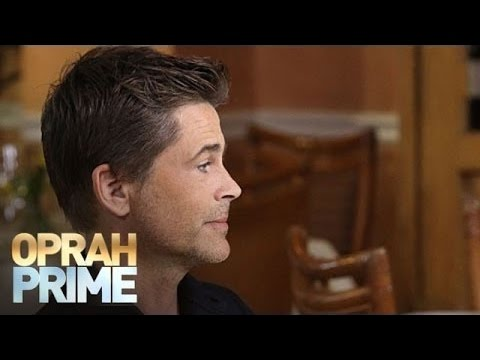Rob Lowe's Brush with Losing His Sobriety  Oprah Prime  Oprah Winfrey Network