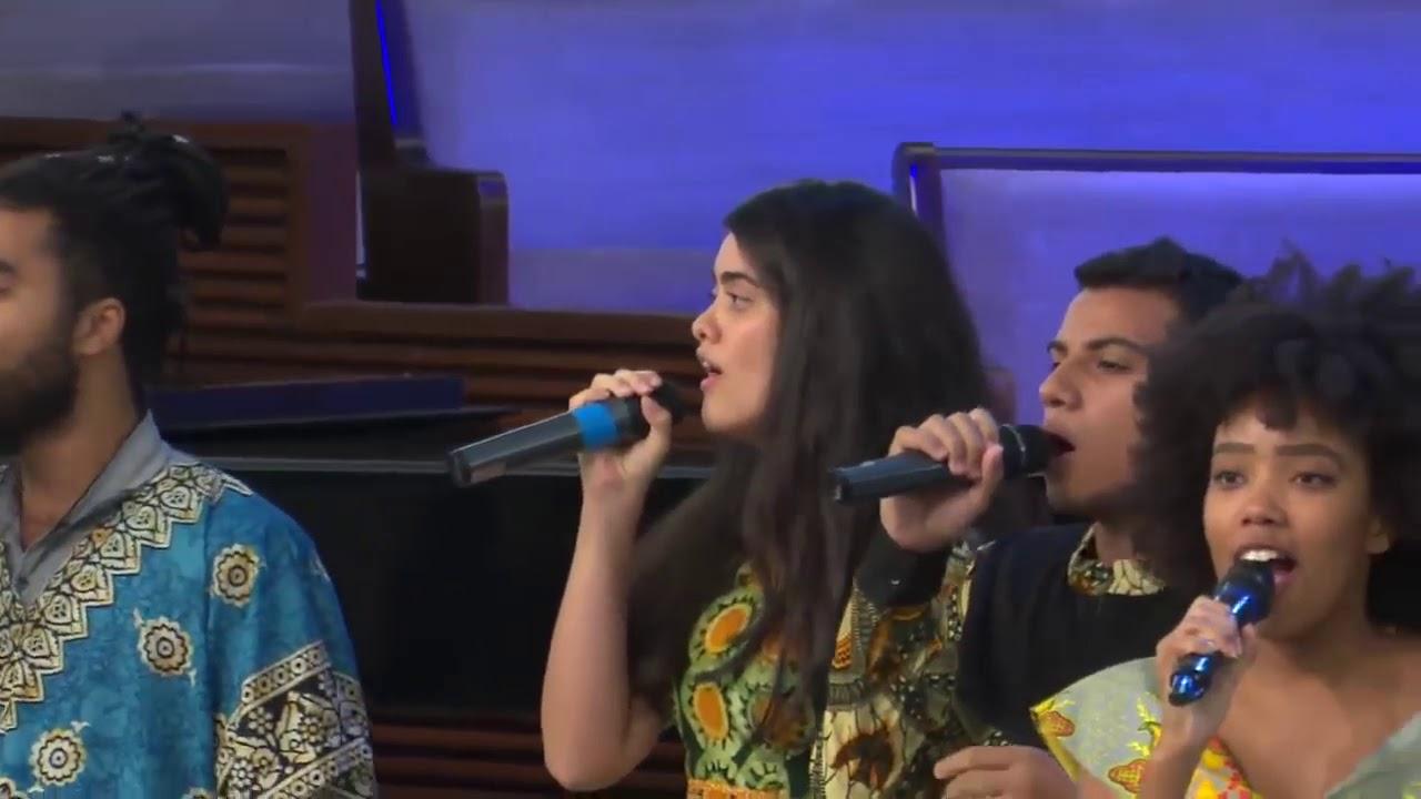 Essencia Vocal - Unasp SP - Baba Yetu Jesu